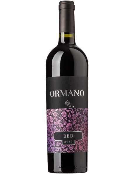 Ормано Червено Ormano red