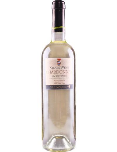 Шардоне King`s wine 2016