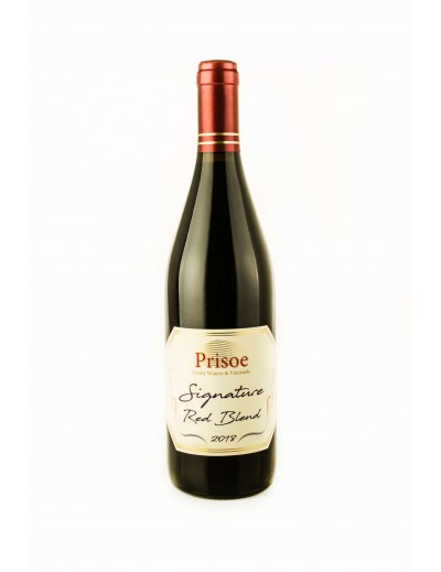 Prisoe Signature Red Blend 2017