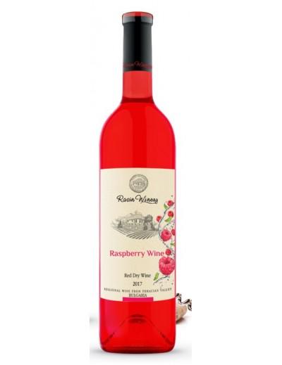 Малиново вино