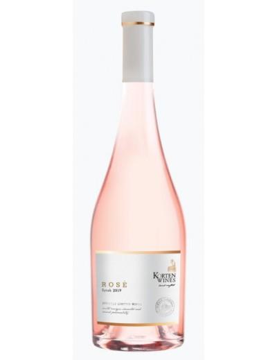 Korten Wines Rose Syrah